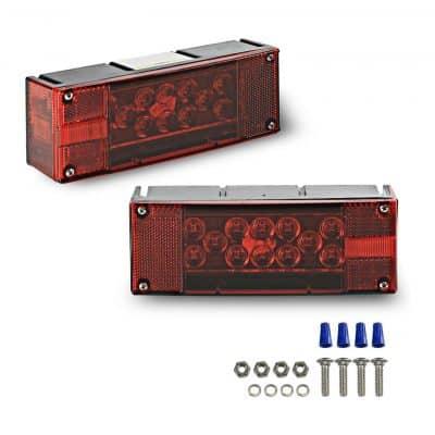 Wellmax 12V LED Trailer Lights