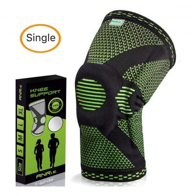 ANRI.E. Knee Brace with Silicone Pad
