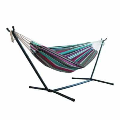 Pretty Comy Camping Lightweight Hammocks Portable Stand