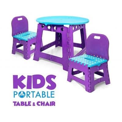 Vidasway Kids Table and Chair Set