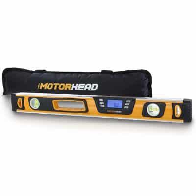 MOTORHEAD 24 Inches Smart Digital Level LCD Screen