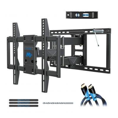 Mounting Dream 132 lbs Full Motion TV Mount