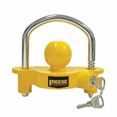 REESE Towpower Universal Coupler Adjustable Lock