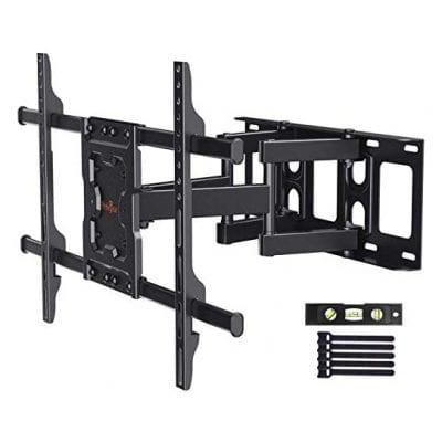 Perlegear Dual Articulating Arms TV Wall Mount