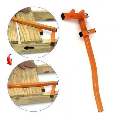 EasyGo Deck Board Bending Bow Tool