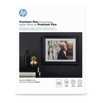 HP Premium Photo Papers| 50 Sheets