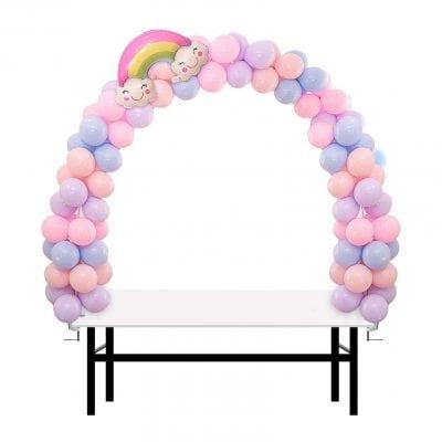 ID IDAODAN Table Balloon Arch Kit