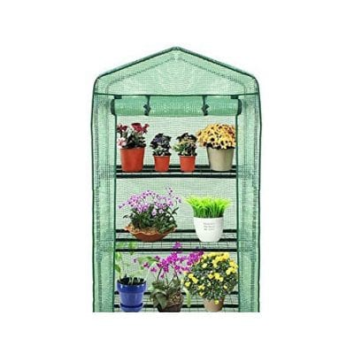 Nova Microdermabrasion Mini Greenhouse 4 Tiers Portable Waterproof Cloth
