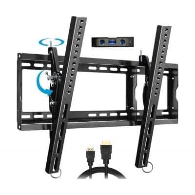 Everstone 165 LBS Adjustable TV Wall Mount