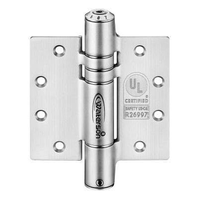 Waterson Heavy Duty Commercial Adjustable Self-Closing Door Hinge