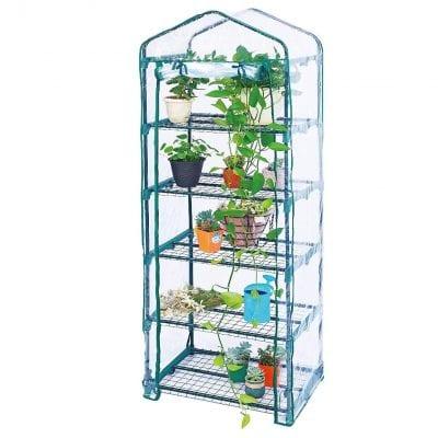 Worth Garden 5 Tier Mini Greenhouse