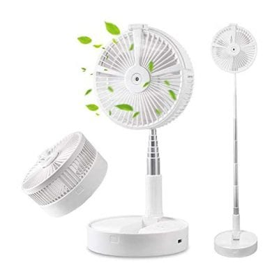 Capaboo Portable Desk Fan
