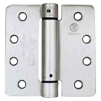 Hinge Outlet 4 Inches Spring Self-Closing Door Hinges