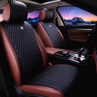 Red Rain Universal Seat Covers 11 Pieces