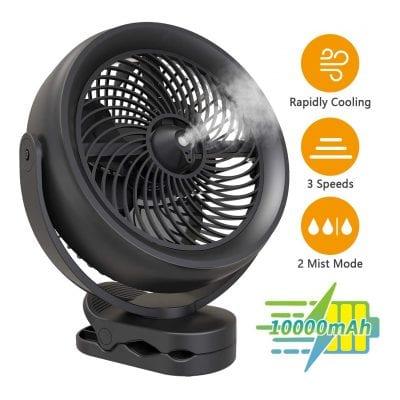 Koonie Outdoor Misting Fan