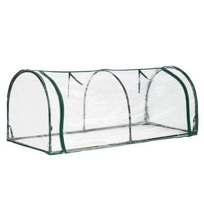 Topline Outdoor Mini Garden Greenhouse 51 Inches