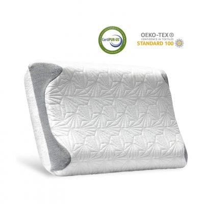 Bedsure Memory Foam Cervical Pillow
