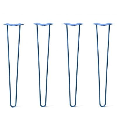 DIY Hairpin Legs 28 Inches DIY Hairpin Powder-Coated Table Leg