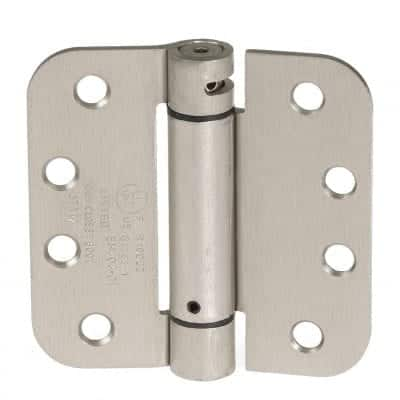Ilyapa Self-Closing Door Hinges 2 Pack 4 x 4 Inches