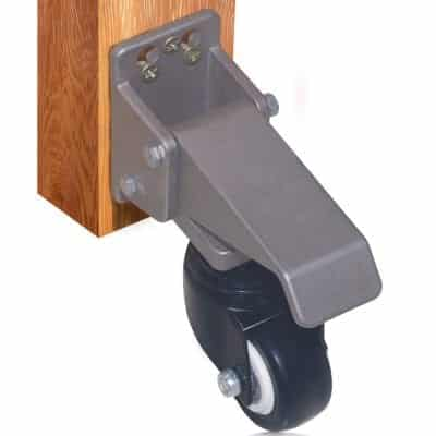 Techyang Workbench Casters Kit Lifting Casters