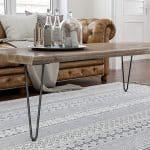 Hairpin Table Leg