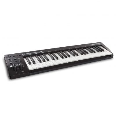 M Audio Keystatiob 49 Key MIDI Keyboard Controller