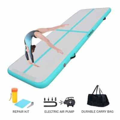 CHENGLE Air Track Airtrack Gymnastics Tumbling Mat