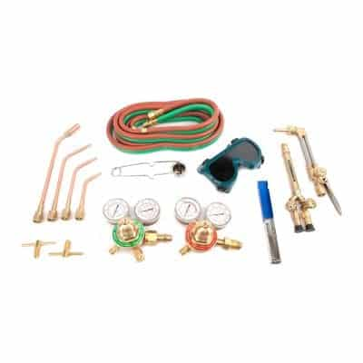 Forney 1707 Deluxe Medium Duty Cutting Torch Kit