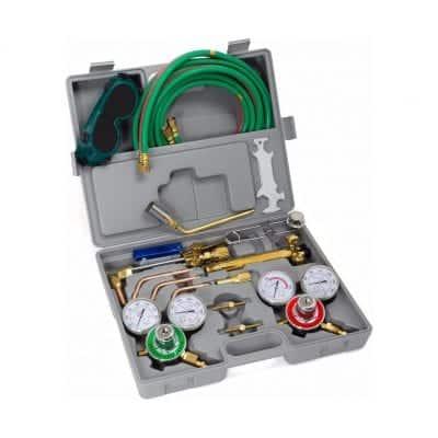 XtremepowerUS Premium Cutting Torch Kit