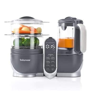 Duo Meal Station Baby Food Grinder