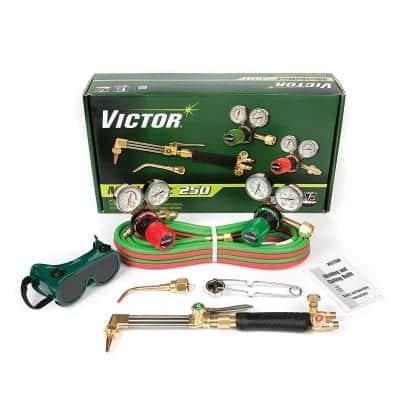 ESAB 0384-2540 Medalist 250 Victor Technologies Cutting Torch kit