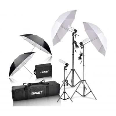 Emart Umbrella Continuous Lighting Kit