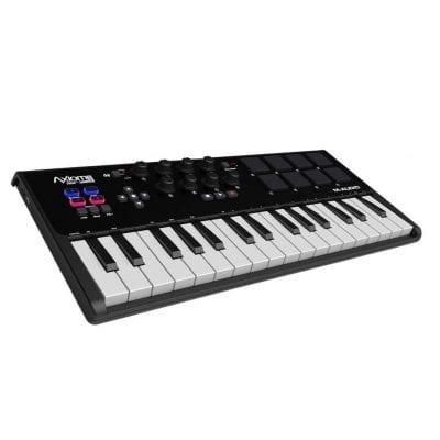 M-Audio Axiom AIR Mini Portable 32 Key USB MIDI Keyboard Controller