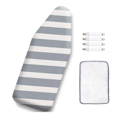 SheeChung 12.5 x 30 Inches Mini Ironing Board