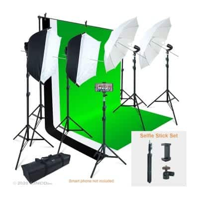 Lincostore Studio Light Kit