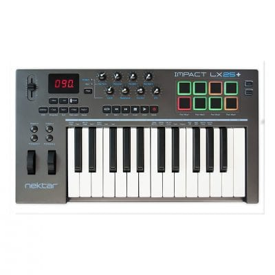 Nektar MIDI USB Keyboard Controller