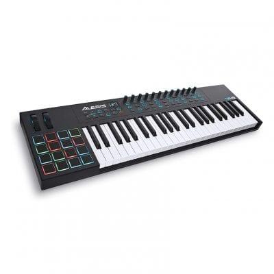 Alesis 49 Key USB MIDI Keyboard Controller