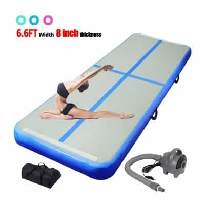 ChampionPlus Air-Track Tumbling Inflatable Gymnastics Mat