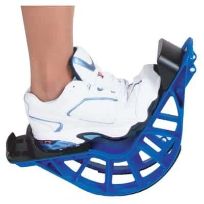ProStretch Plus Blue Adjustable Calf Stretcher and Foot Rocker
