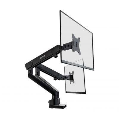 EVEO Premium Dual Monitor Stand
