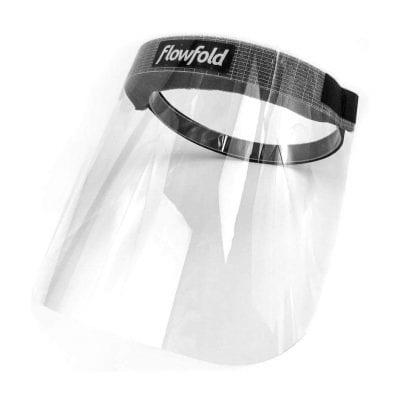 Flowfold Face Shield Mask