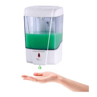 Interhasa Automatic Soap Dispenser
