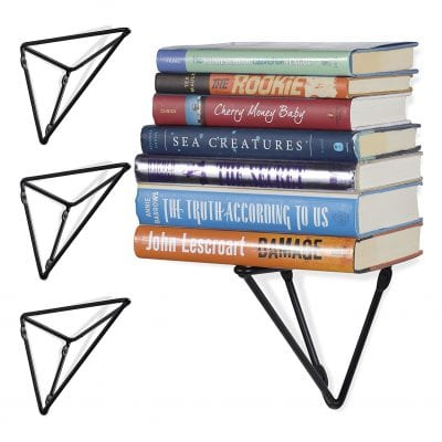 Wallniture Prismo Triangle Shelf Brackets
