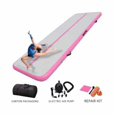 DAIRTRACK IBATMS Gymnastics Tumbling Airtrack mat
