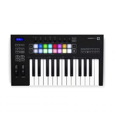 Novation Launchkey 25 MIDI Keyboard Controller