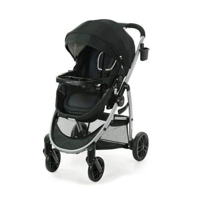 Graco Modes Pramette Stroller with True Bassinet Mode