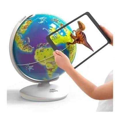 PlayShifu Orboot Dinos AR Globe World of Dinosaur
