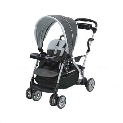 Graco Roomfor2 Stand and Ride Stroller with Toddler Standing Platform