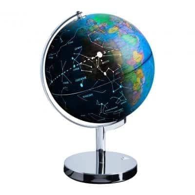 USA Toyz LED Illuminated World Globe for Kids