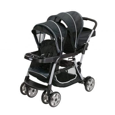 Graco Ready2Grow Lightweight Double Stroller